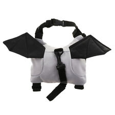Bat Toddler Walking Safety Harness Backpack Security Strap Bag with Reins