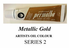 Gold Watercolour Paints