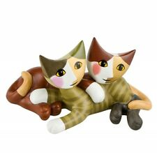"Goebel Rosina Constable Chat Pair de Chat "" Fillippa E Divo """