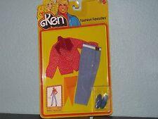 VINTAGE KEN / Barbie Fashion Favorites Classic Cowboy Mattel 1979 #1949 NRFB