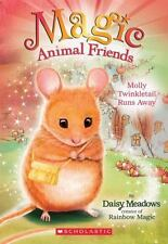 Molly Twinkletail Runs Away (Magic Animal Friends #2)-ExLibrary