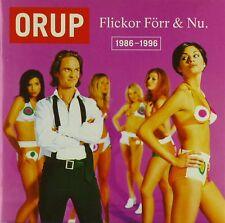 CD - Orup - Flickor Förr & Nu. 1986–1996 - #A3880 - RAR
