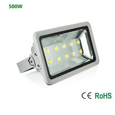 500W Led Floodlight Waterproof Security Spot Light Lamp Ip65 85~265V Us Stock !