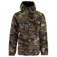 Under Armour Men's Gore-Tex Rain Jacket Woodland Camo XL