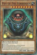 YU-GI-OH CARD: POT OF THE FORBIDDEN - MP16-EN134 - 1st EDITION