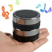 Bluetooth Wireless Speaker Mini Portable Super Bass For MP3 Smartphone PC Gift