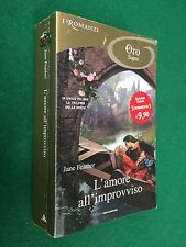 Jane FEATHER - L'AMORE ALL'IMPROVVISO Trilogia , Romanzi Oro super (2012) Libro