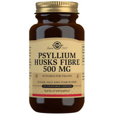 Solgar Psyllium Husks Fibre 200 Vegicaps