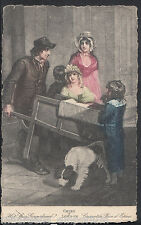 London Postcard - Cries of London - Hot Spice Gingerbread  MB1581