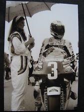Photo Rothmans Honda NSR250 #3 Dominique Sarron (FRA) Dutch TT Assen 1987
