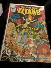 The New Teen Titans #34 VF/NM Condition DC Comics 1987 (Mento)