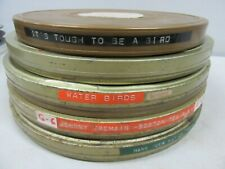 16mm Lot of 5 WALT DISNEY FILMS.