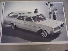 1964 BUICK SKYLARK WAGON VISTA ROOF   12 X 18 LARGE PICTURE   PHOTO