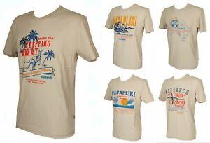 SG T-shirt uomo maglietta manica corta girocollo cotone NAPAPIJRI articolo NP0A4