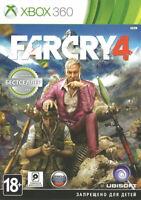 Far Cry 4 (Xbox 360, 2014) Russian version
