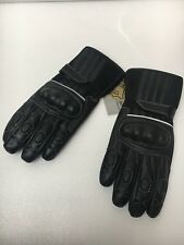 New Motorbike Motorcycle Leather Gloves Waterproof Protection Summer Winter