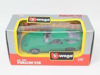 1:43 BURAGO BBURAGO #4191 PORSCHE 928 BOXED [QB3-008]