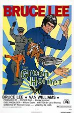Bruce Lee Green Hornet  Movie Poster 14x20  inches