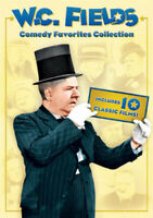 W.C. Fields: Comedy Favorites Collection (3 Disc) DVD NEW