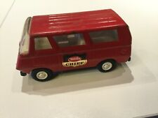1970s Tonka Fire Chief Van