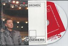 WILLY SOMMERS - In al jouw dromen CD SINGLE 2TR CARDSLEEVE 2000 BELGIUM