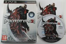 PLAY STATION 3 PS3 PROTOTYPE 2 COMPLETO PAL ESPAÑA
