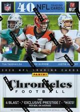 LOT OF 12 SEALED BOXES - 2020 PANINI Chronicles NFL Football BLASTER BOXES