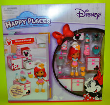 Shopkins Happy Places Minnie Mouse w/EXCLUSIVE GOLDIE BOW