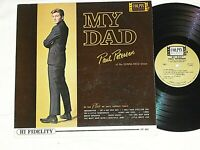 PAUL PETERSEN-My Dad (1962) Mono COLPIX LP