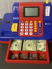 Learning Resources Pretend & Play Teaching Cash Register (B1)
