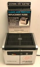 Eastern Electric Air Cleaner Purifier Ionizer Clean Master System 500 & filters