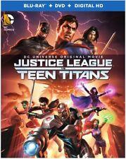 Justice League Vs Teen Titans [New Blu-ray] With DVD, UV/HD Digital Copy, Full