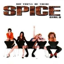Spice Girls: Say You'll Be There PROMO w/ Artwork MUSIC AUDIO CD LP Edit 4 track