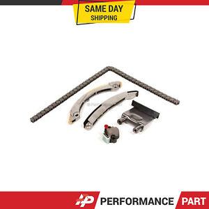 Timing Chain Kit w/o Gears for 02-07 Chevrolet GMC Hummer Isuzu 2.8L 3.5L 4.2L