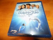 DOLPHIN TALE Morgan Freeman Ashley Judd Kris Kristofferson BLU-RAY DISC NEW