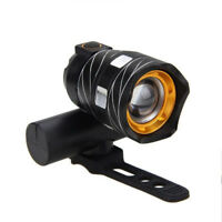 Rechargeable 15000LM XM-L T6 LED MTB Bicycle Light Bike Front Headlight w/USB CZ