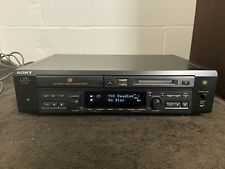Sony MXD-D3 CD Player / MD Recorder