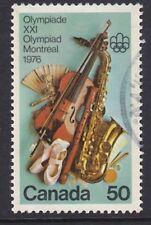 Canada 1976 SG835 Olympic Games Canada Used