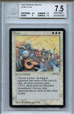 MTG Arabian Nights Jihad Mint BGS 7.5 NM+ Card Magic Amricons 5567