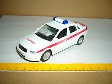 WELLY Audi A4 Rettungswagen 42318
