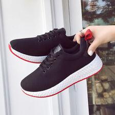 Women's Sneakers Sport Running Shoes Training Outdoor Casual Walking Mesh Comfy
