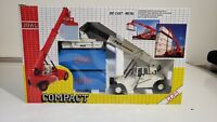 JOAL Compact PPM Super Stacker Forklift 1/50th scale Die Cast Metal New In Box