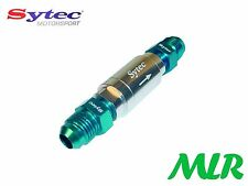 SYTEC ONE WAY VALVE WITH MALE JIC -6 CONNECTION INJECTION OR CARB MLR.AZD