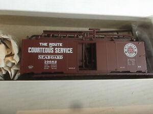 IMWX 2 Car Set Seaboard Air Line 1937 AAR Box  Kit  NR !!