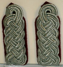 East German Germany STASI Field Officer Shoulder Boards Rank NVA DDR GDR