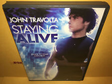 STAYING ALIVE dvd JOHN TRAVOLTA (SATURDAY NIGHT FEVER 2) stallone cynthia rhodes