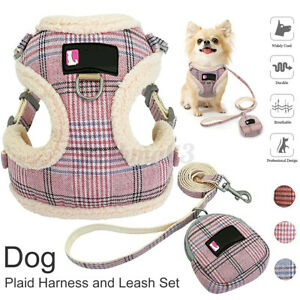 Pet Adjustable Harness Dog Puppy Bunty Soft Comfortable Mesh Breathable