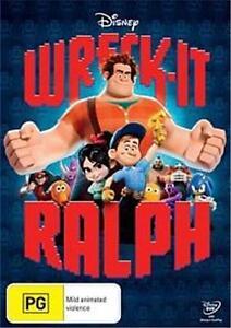 WRECK-IT RALPH : NEW Disney DVD