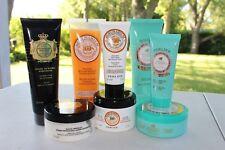 Perlier -Full Size -Hand, Body Cream, Shower Cream U PICK - Honey Golden Citrus