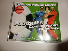 Cd   Hermes House Band  ‎– Football's Coming Home (Three Lions)